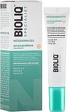 Düfte, Parfümerie und Kosmetik Anti-Pickel Gesichtsserum mit Concealer - Bioliq Specialist Anti-Acne Serum With Concealer