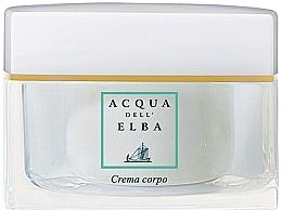 Düfte, Parfümerie und Kosmetik Acqua Dell Elba Blu - Körpercreme mit Hyaluronsäure