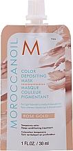 Düfte, Parfümerie und Kosmetik Pflegende Tönungsmaske für blondes Haar - MoroccanOil Color Depositing Mask
