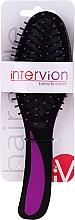 Düfte, Parfümerie und Kosmetik Haarbürste 499725 violett - Inter-Vion