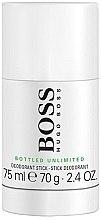 Düfte, Parfümerie und Kosmetik Hugo Boss Boss Bottled Unlimited - Deodorant Stick für Männer