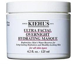 Düfte, Parfümerie und Kosmetik Feuchtigkeitsspendende Gesichtsmaske für die Nacht - Kiehl's Ultra Facial Overnight Hydrating Masque
