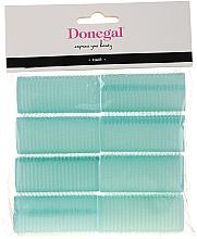 Düfte, Parfümerie und Kosmetik Klettwickler mit Schaumstoffbasis 28 mm 8 St. - Donegal Hair Curlers