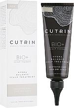Düfte, Parfümerie und Kosmetik Feuchtigkeitsspendende Gel-Creme für trockene Kopfhaut - Cutrin Bio+ Hydra Balance Scalp Treatment