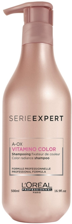 Farbschutz-Shampoo für coloriertes Haar - L'Oreal Professionnel Vitamino Color Shampoo — Bild N1