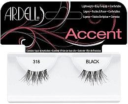 Düfte, Parfümerie und Kosmetik Künstliche Wimpern - Ardell Lash Accents Black 318