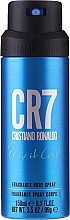 Düfte, Parfümerie und Kosmetik Cristiano Ronaldo CR7 Play It Cool - Parfümiertes Deospray