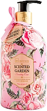 Düfte, Parfümerie und Kosmetik Flüssige Handseife Landrose - IDC Institute Scented Garden Hand Wash Country Rose