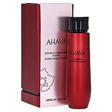Düfte, Parfümerie und Kosmetik Gesichtsessenz zur Aktivierung der Hautglättung - Ahava Apple Of Sodom Activating Smoothing Essence