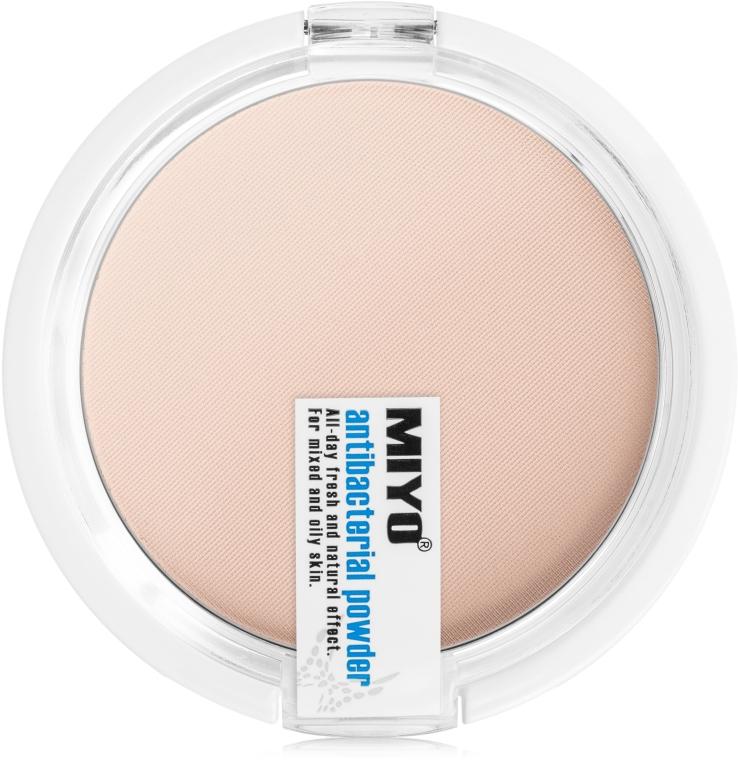 Antibakterielles Kompaktpuder für Gesicht - Miyo Antibacterial Powder — Bild N2