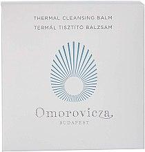 Düfte, Parfümerie und Kosmetik Reichhaltiger und sanfter Reinigungsbalsam für das Gesicht mit heilendem ungarischem Moor-Schlamm - Omorovicza Thermal Cleansing Balm