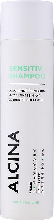 Mildes Shampoo für sensible Kopfhaut - Alcina Hair Care Sensitiv Shampoo — Bild N1