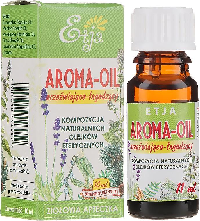 Natürliches ätherisches Aromaöl - Etja