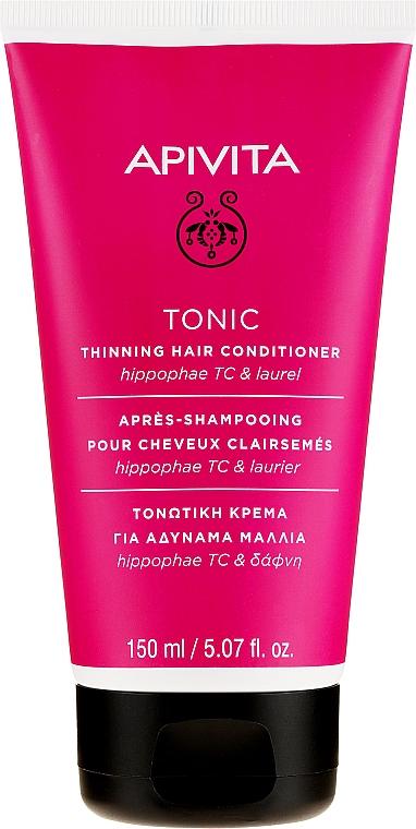 Conditioner für dünnes Haar - Apivita Tonic Conditioner