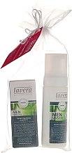 Düfte, Parfümerie und Kosmetik Set - Lavera (foam/150ml + a/sh/balm/50ml)