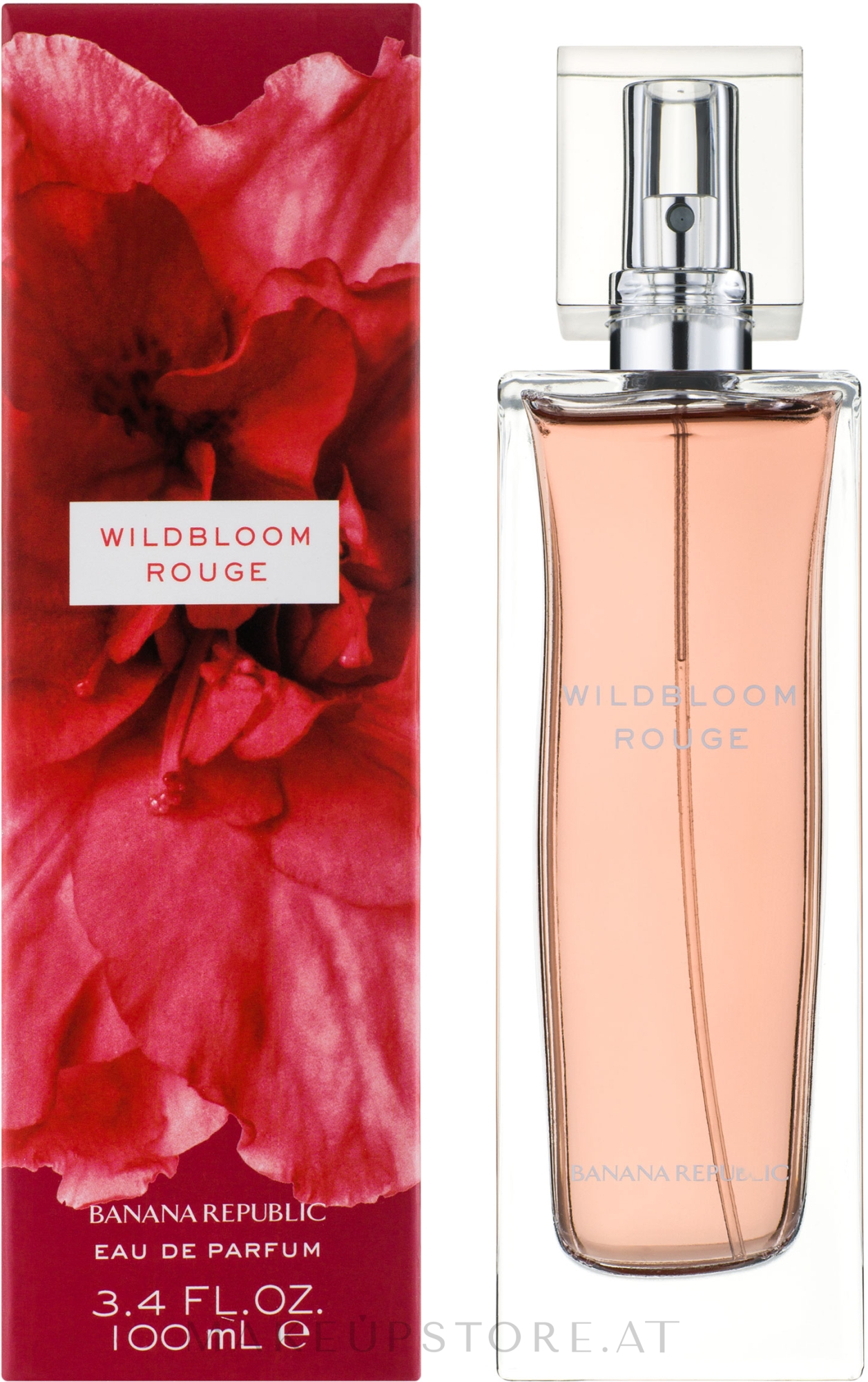 Banana Republic Wildbloom Rouge - Eau de Parfum — Bild 100 ml