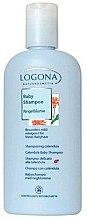 Düfte, Parfümerie und Kosmetik Mildes Shampoo mit Ringelblume - Logona Babycare Shampoo