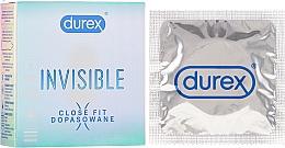 Düfte, Parfümerie und Kosmetik Kondome 3 St. - Durex Invisible Close Fit
