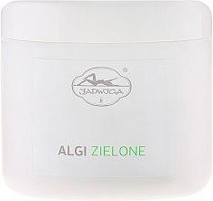 Düfte, Parfümerie und Kosmetik Grüne Alginat-Gesichtsmaske - Jadwiga Saipan Algi Zielone
