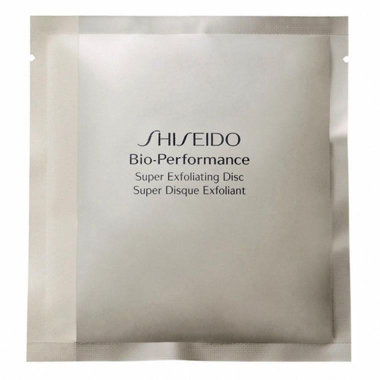 Anti-Aging exfolierende Discs für Gesicht - Shiseido Bio Performance Super Exfoliating — Bild N1