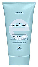 Düfte, Parfümerie und Kosmetik 3in1 Gesichtswaschgel mit Vitamin E und Rapsöl - Oriflame Essentials Face Wash