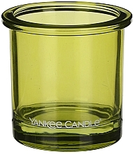 Düfte, Parfümerie und Kosmetik Kerzenhalter für Votivkerze - Yankee Candle POP Lime Tealight Votive Holder