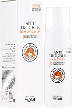 Düfte, Parfümerie und Kosmetik Reinigungsschaum für das Gesicht - Yadah Anti-Trouble Bubble Cleanser