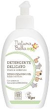 Düfte, Parfümerie und Kosmetik Reinigendes Waschgel für Babys mit Haferextrakt - Naturabella Baby Dermo Cleansing Gel