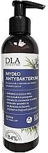 Düfte, Parfümerie und Kosmetik Antibakterielle flüssige Handseife mit natürlichen antibakteriellen Ölen - DLA