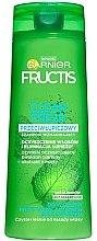 Düfte, Parfümerie und Kosmetik Anti-Schuppen Shampoo für fettiges Haar - Garnier New Fructis Clean Fresh Shampoo