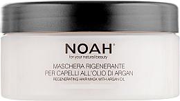 Düfte, Parfümerie und Kosmetik Regenerierende Haarmaske mit Arganöl - Noah
