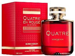 Düfte, Parfümerie und Kosmetik Boucheron Quatre En Rouge - Eau de Parfum