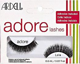 Düfte, Parfümerie und Kosmetik Künstliche Wimpern - Ardell Adore Strip Lashes with Adhesive Lola