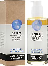 Düfte, Parfümerie und Kosmetik Körper- und Massageöl Lavendel Weihrauch - Sonnet Lavender Massage Oil