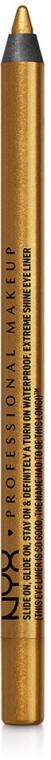 Wasserfester Kajalstift - NYX Professional Makeup Slide On Pencil — Bild N1