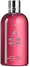 Düfte, Parfümerie und Kosmetik Bade- und Duschgel mit rosa Pfeffer - Molton Brown Fiery Pink Pepper