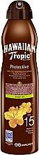 Düfte, Parfümerie und Kosmetik Bräunungsöl mit Argan SPF 15 - Hawaiian Tropic Protective Argan Oil Spray SPF 15