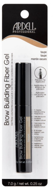Modellierendes Augenbrauengel - Ardell Brow Building Fiber Gel