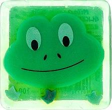 "Düfte, Parfümerie und Kosmetik Glycerin Seife ""Frosch"" - Chlapu Chlap Glycerine Soap"