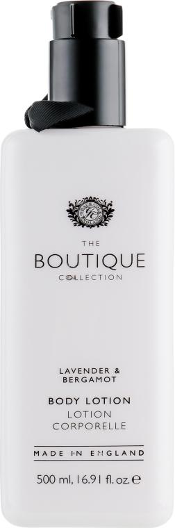 Körperlotion mit Lavendel und Bergamotte - Grace Cole Boutique Body Lotion Lavender & Bergamot
