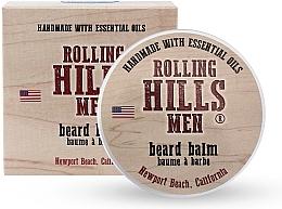 Düfte, Parfümerie und Kosmetik Bartbalsam - Rolling Hills Men Beard Balm