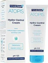 Düfte, Parfümerie und Kosmetik Feuchtigkeitsspendende Gesichts- und Körpercreme - Novaclear Atopis Hydro-Control Cream