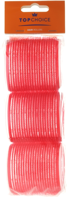 Klettwickler 0607 60 mm 3 St. rot - Top Choice
