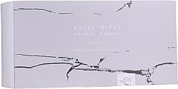 Düfte, Parfümerie und Kosmetik Pflegetücher für empfindliche Gesichts- und Körperhaut mit kolloidalem Silber - N-Medical Hyaluron Royal Silver Care Wipes