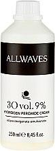Düfte, Parfümerie und Kosmetik Entwicklerlotion 9% - Allwaves Cream Hydrogen Peroxide 9%
