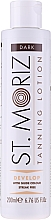 Düfte, Parfümerie und Kosmetik Bräunungslotion dunkel - St.Moriz Instant Self Tanning Lotion Dark