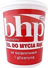 Düfte, Parfümerie und Kosmetik Handwaschgel mit Schleifmittel und Glycerin - BHP Handwashing Gel