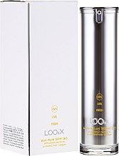 Düfte, Parfümerie und Kosmetik Gesichtsfluid mit Sonnenschutz SPF 30 - LOOkX Retinol2ndG Sun Fluid SPF30