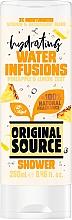 Düfte, Parfümerie und Kosmetik Feuchtigkeitsspendendes Duschgel mit Ananas und Zitronenschale - Original Source Pineapple & Lemon Shower Gel