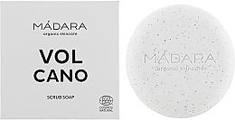Düfte, Parfümerie und Kosmetik Peeling-Seife für das Gesicht - Madara Cosmetics Volcano Srub Soap